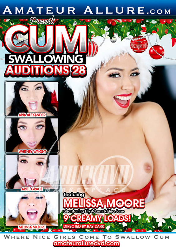 Cum Swallowing Auditions Vol. 28 (AMATEUR ALLURE)
