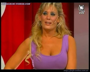Rocio Marengo massive tits blonde