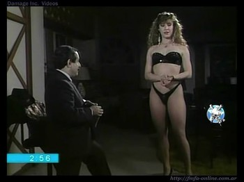 Betty Villar perfect body actress in undies
