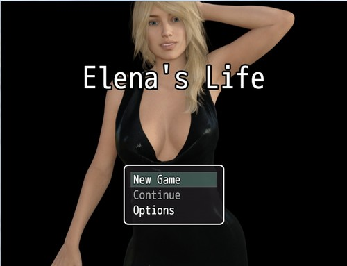 Elena's Life - Updated - Version 0.5