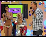 Delfina Gerez Bosco sexy body in bikini