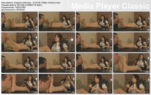 Angela's Interview - (Full HD 1080p Version)