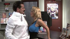 Ashlynn Brooke - Seinfeld: A XXX Parody sc5, HD, 720p