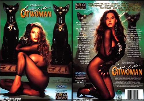 Curse Of The Catwoman (1991)