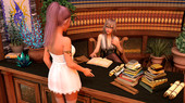 Lustful Desires 2 - The Librarian