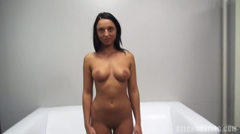 HD Czech Casting Klara 3554