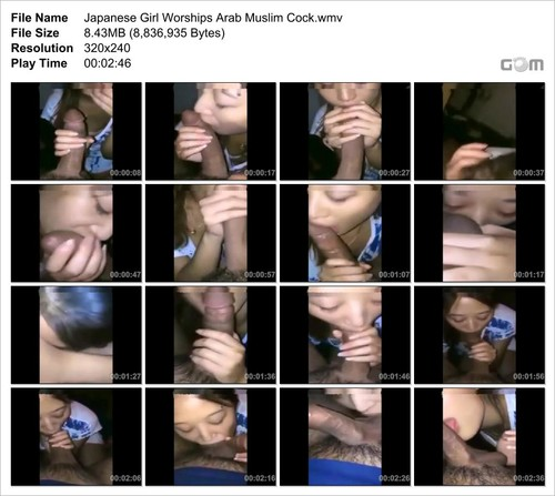 قحبة يايانية تاكل زب عربي أكل