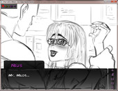 PACT WITH A WITCH - INTERACTIVE VISUAL NOVEL - VERSION 0.6.6