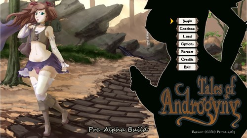 Tales Of Androgyny - Updated - Version 0.1.19.0