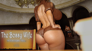 The Bossy Wife - A Giantess Tale 1 art by GTSXotwoD 3D Adult Comics