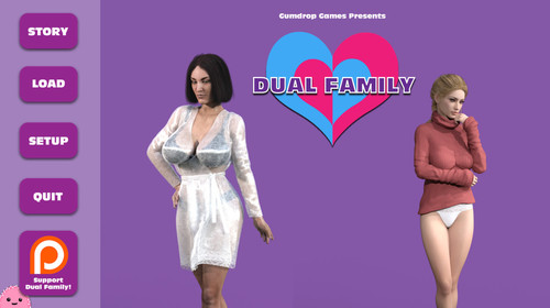 Dual Family [V0.61] [Act I - Part V] [Custom Edition] [Gumdrop Games] [2017]