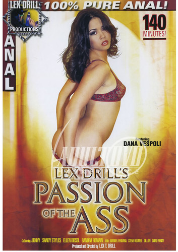 Passion Of The Ass 1 (LEGEND)