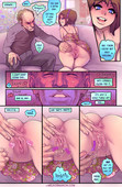 Updated new adult comic by Melkormancin - Sidney Part 3 - 30 pages