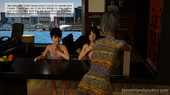 3d futanari comic - Grandma's Offer by Senderland studios
