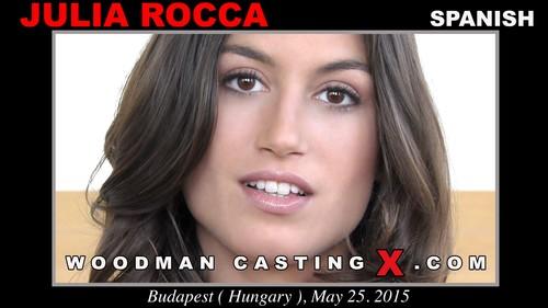 WoodmanCastingX - Julia Roca