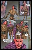 Warlord of Mars Dejah Thoris 29 by Renaut