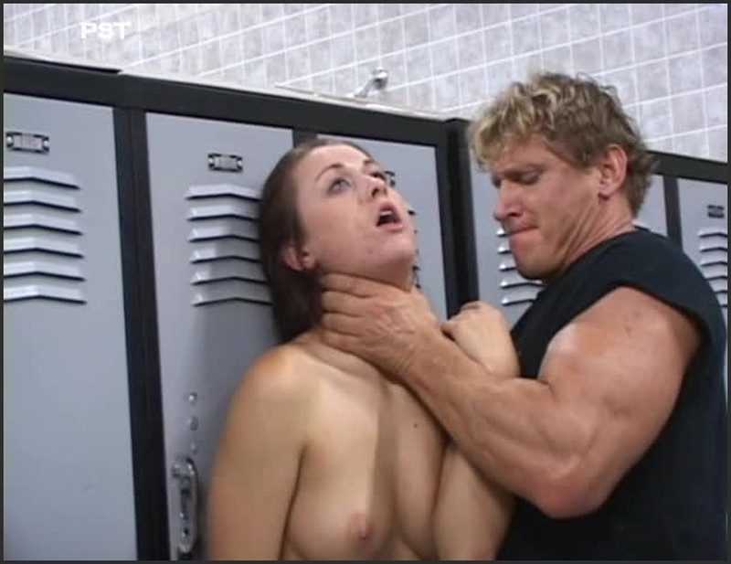 Volleyball Girl Strangled and Fucked
