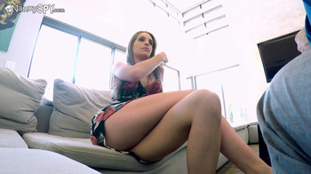 Kimmy Granger - Dad Busts - solo part, HD, 720p