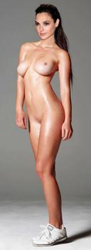 Gal Gadot full frontal naked HQ