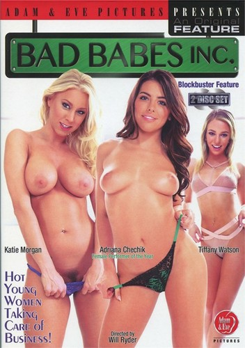 Bad Babes Inc. (2017)