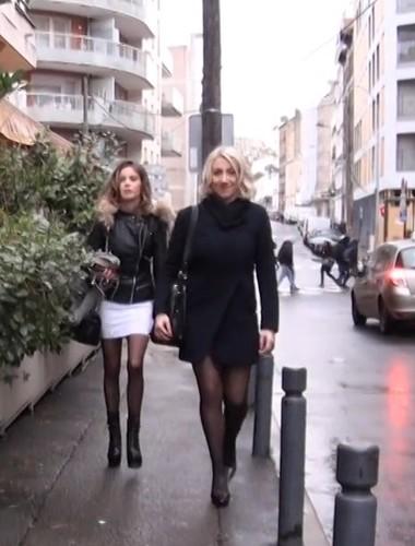 Camille, Julie - Julie et Camille, rencontre choc [JacquieEtMichelTV]