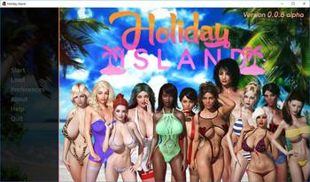 HOLIDAY ISLAND 0.0.9.3 BY DARKHOUND1