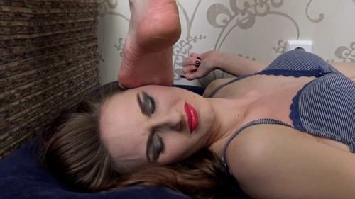 Eva - don't touch my slave, bitch! Full HD
