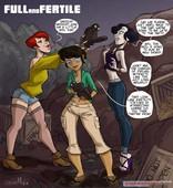 Fantastic shemale comic by StickyMon Futa Friday Full and Fertile