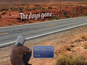 Updated PC game The Days Gone - First Build 0.1
