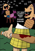 Sister and brother sex comic The Loud House 1 - JumpJump - Spanish