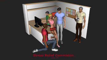 New sex game - Stress Relief Commision ver0.4 from Velesk