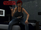 3d expansion comic by Adiabatic combustion - Why Must Be A Succubus In Love