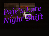 3d transformation comic by Adiabatic combustion - Pajes Late Night Shift