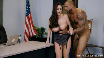Angela White BigTitsAtSchool