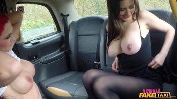 FemaleFakeTaxi Roxi And Tindra E129