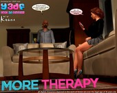 Comic for adults Y3DF - More Therapy - 64 pages