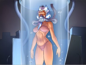 Ahsoka porno tegneserievideo por