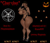 Chat-chat - New 3d XXX comic from Necronocimon
