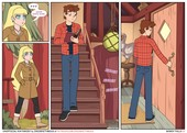 New Gravity Falls XXX comic from Incognitymous - Bawdy Falls - 31 pages - (Cataratas Lujuriosas) Ongoing