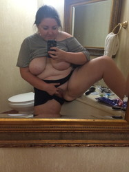 Horny bbw wives