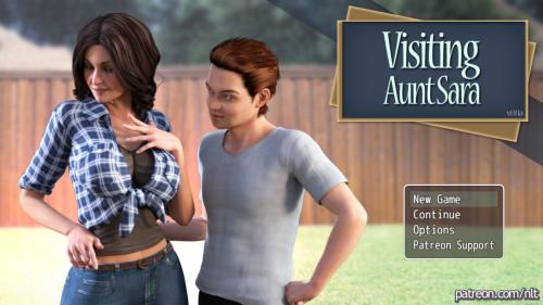 NTL - Visiting Aunt Sara  Version 1.13 + Walkthrough