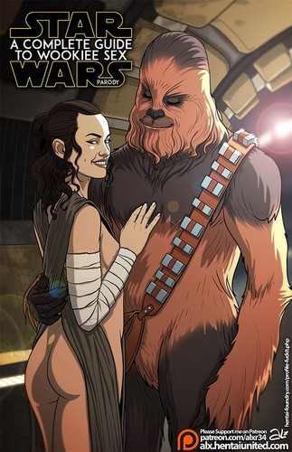 Fuckit - A Complete Guide to Wookie Sex [Star Wars]