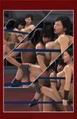 Chaos Wrestling Championship - Agony and Ecstasy Combat by FyuO1