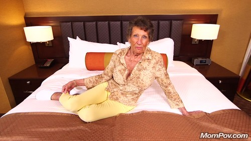 Mompov.com -   Granny Shirley This 83 year old Granny got MomPov'd