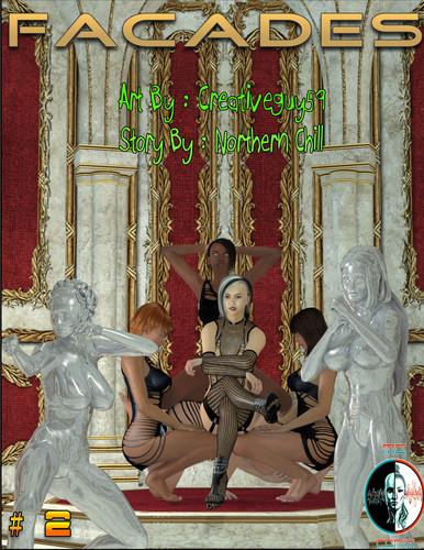 Facades - Chapter 01-06 Cover