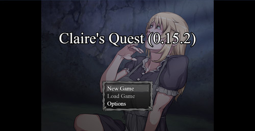 Dystopian Project - Claire's Quest - Version 0.15.2 + Full Save