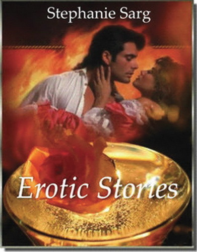 100 Erotic Stories by Stephanie Sarg Cover