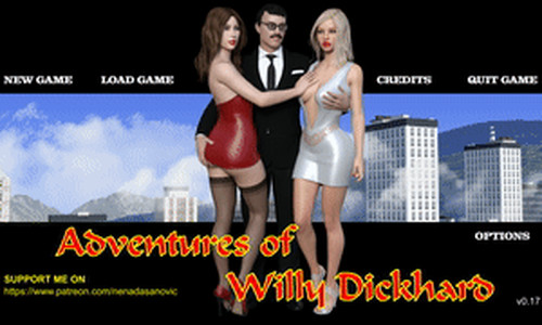 Nenad Asanovic - Adventure of Willy D Version - 0.21