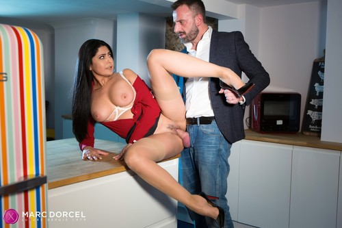 Dorcel Club - Misha Cross, Mariska (Secret Screw In The Kitchen)