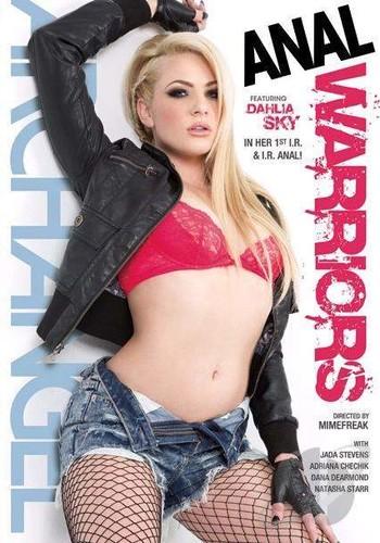 Anal Warriors - Dana DeArmond, Adriana Chechik, Natalia Starr, Jada Stevens, Dahlia Sky (Arch-2014)